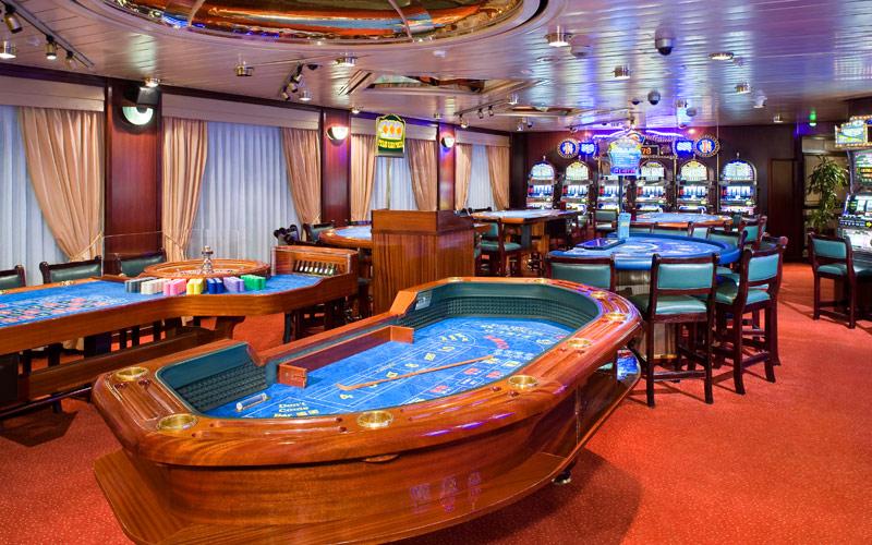 Holland America Line Prinsendam Casino