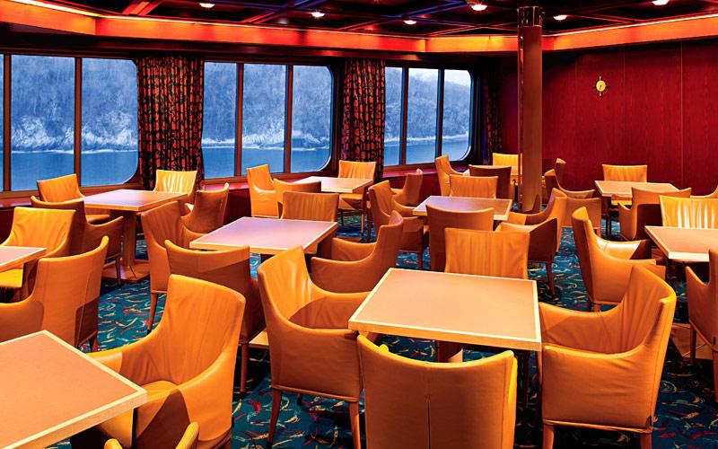 Holland America Line Rotterdam Hudson Room