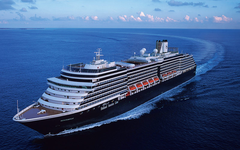 Image Gallery Holland America