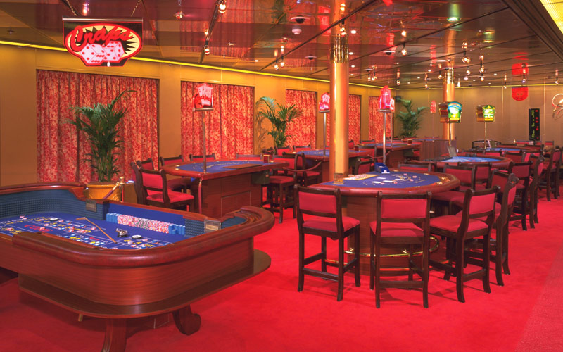 Holland America Line Zaandam Casino