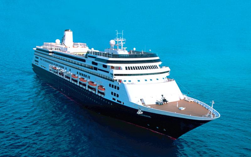 Holland Americas Ms Zaandam Cruise Ship And Ms Zaandam - Zaandam ship