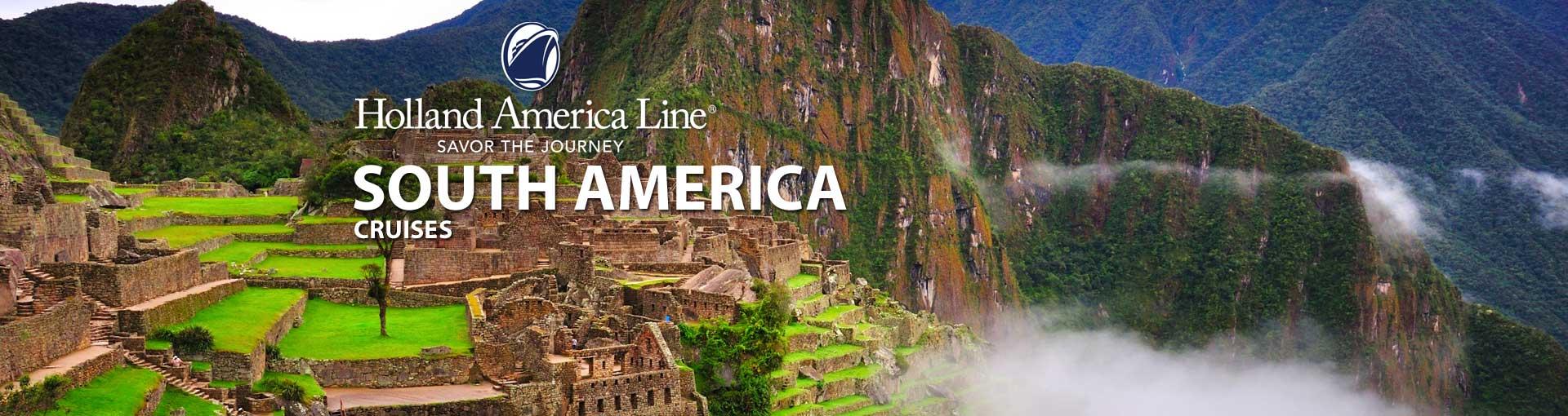 Holland America South America Cruises