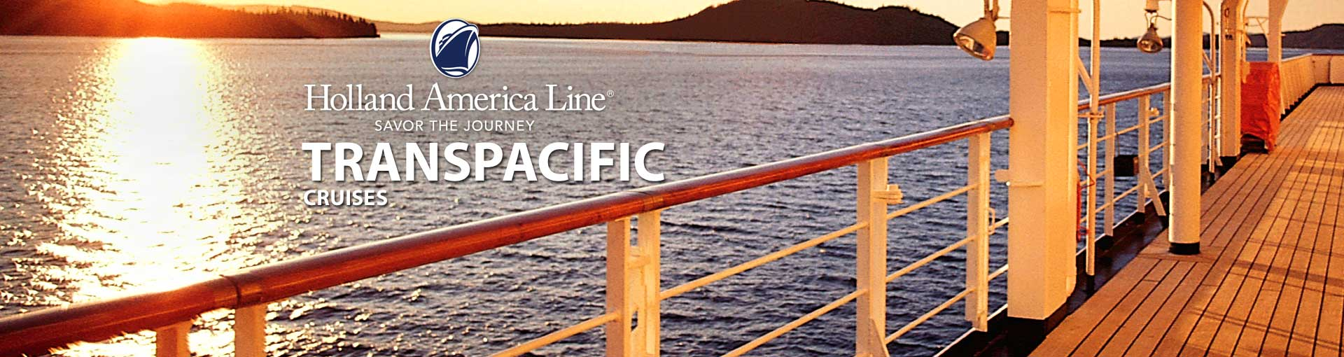 Holland America Transpacific Cruises