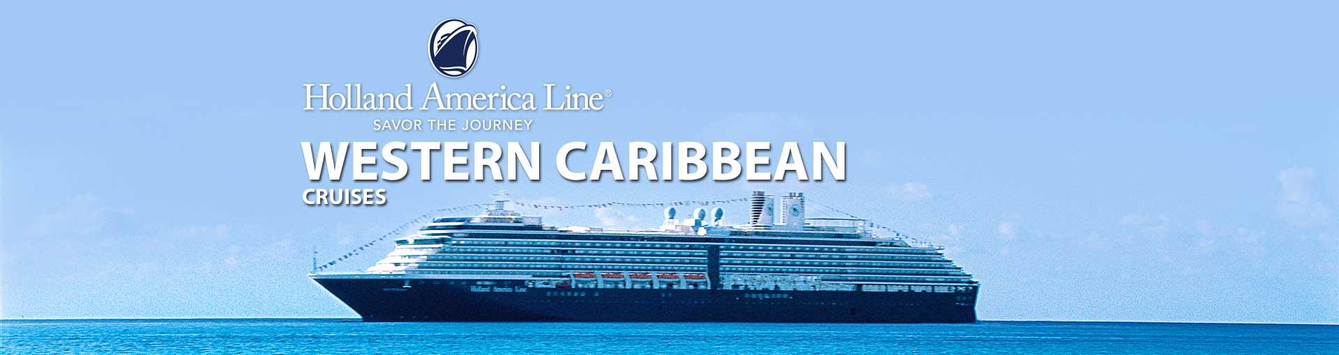 Holland America Western Caribbean Cruises