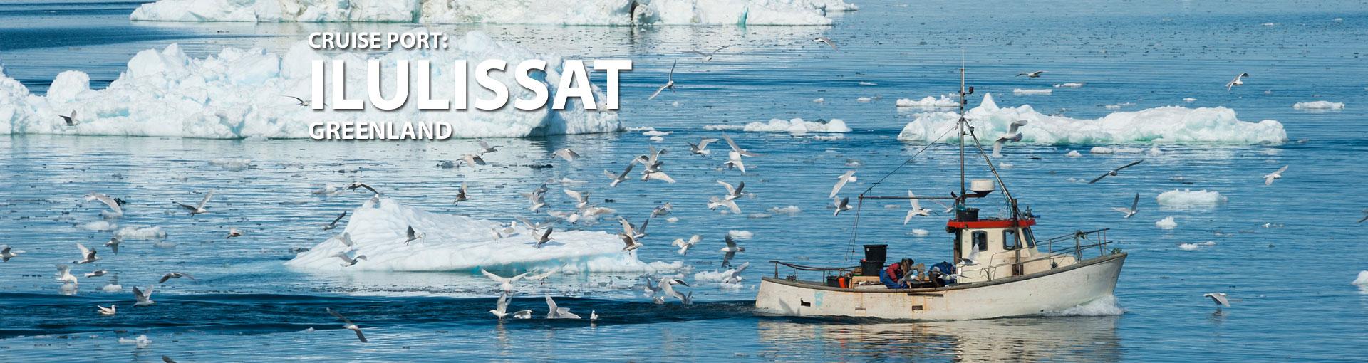 Cruises to Ilulissat, Greenland