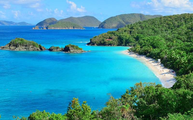 St. John in the U.S. Virgin Islands