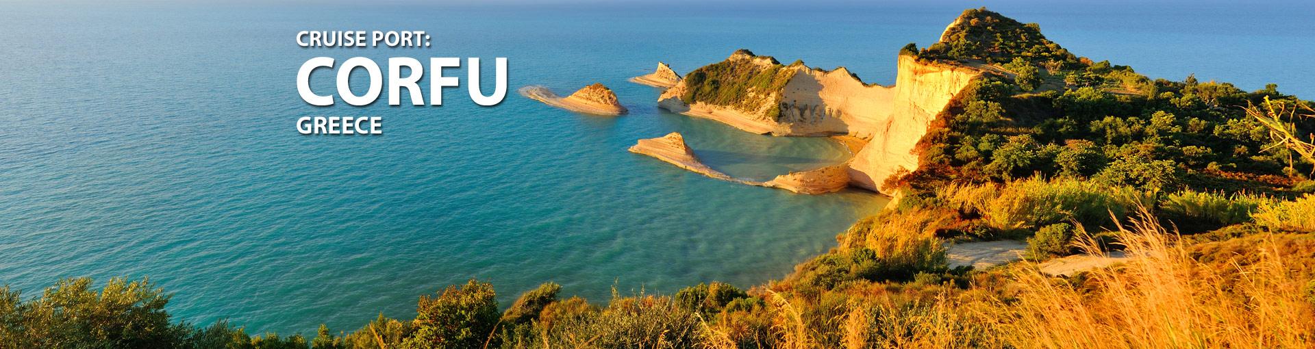 Cruises from Corfu, Greece