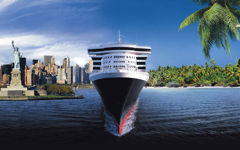 Cunard world cruises 2017 and 2018 world cunard cruises for Best round the world cruise