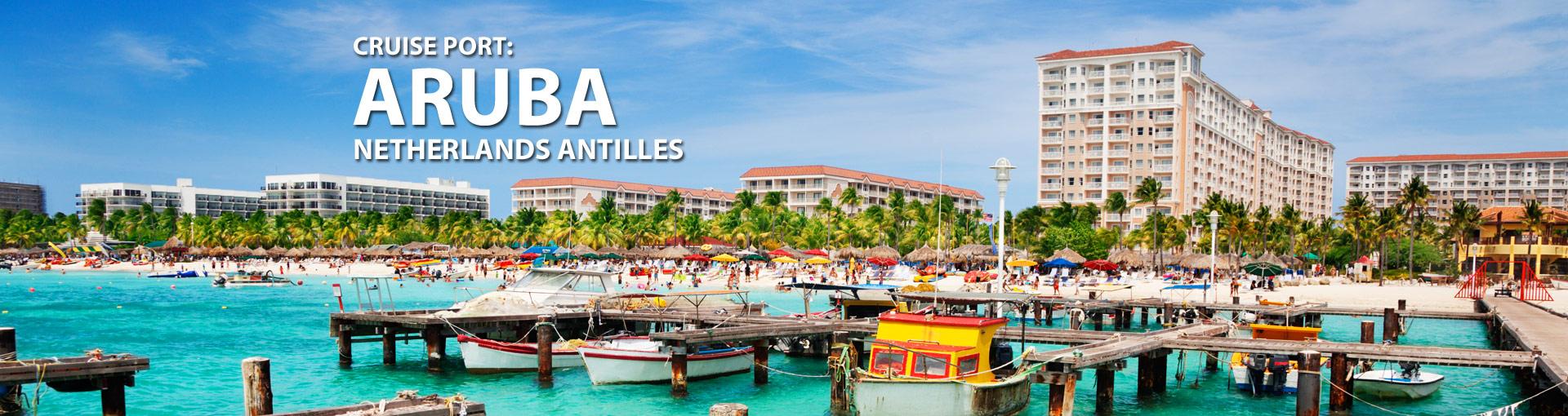 Cruises to Aruba, Caribbean