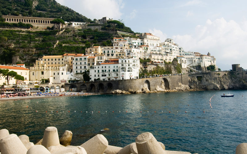 Coastal City of Sorrento Italy