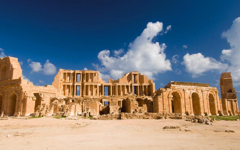 Tripoli Ruins