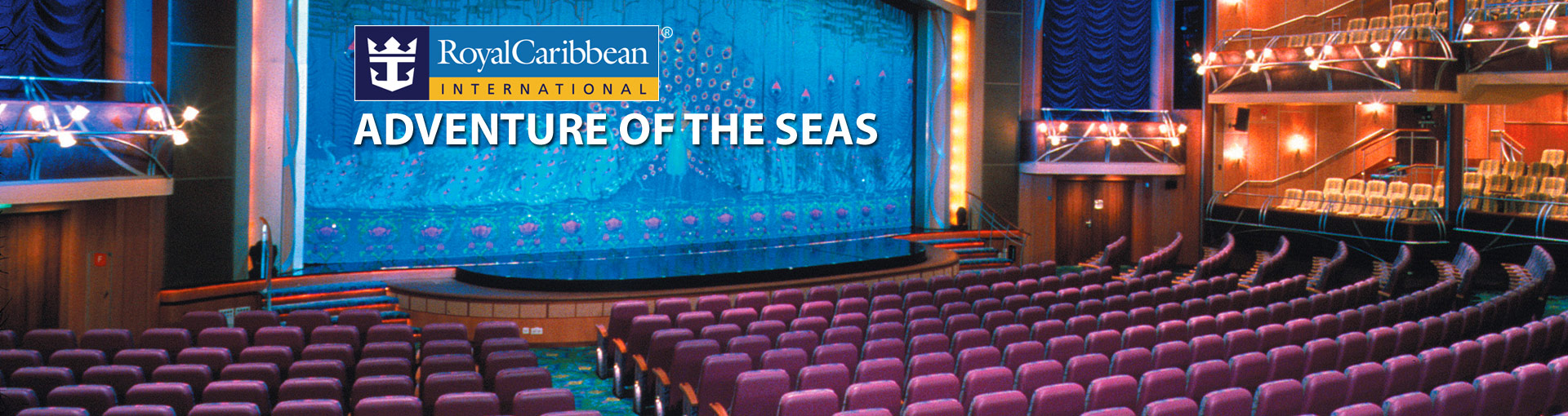 Royal Caribbean Adventure of the Seas cruise ship