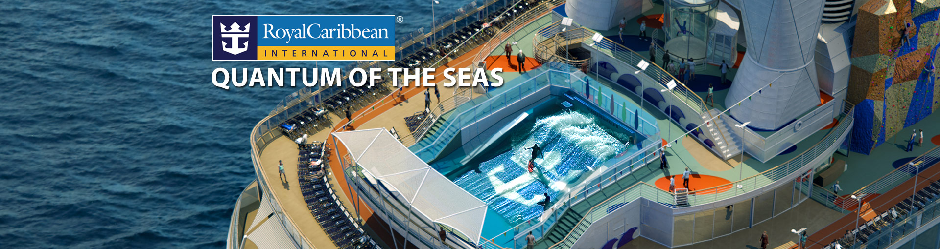Royal Caribbeans Quantum Of The Seas Cruise Ship And - Royal caribbean cruise to nowhere
