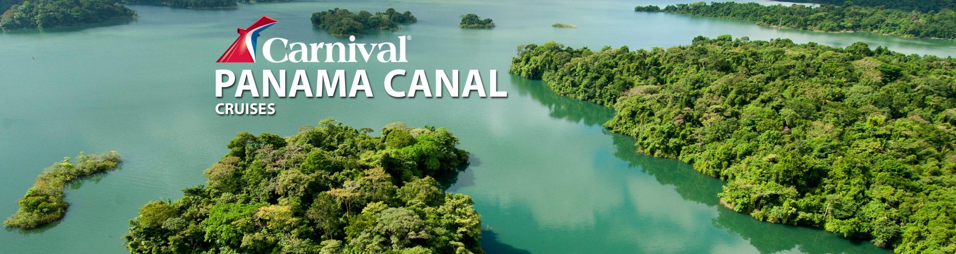 Carnival Cruise Lines Panama Canal Cruises