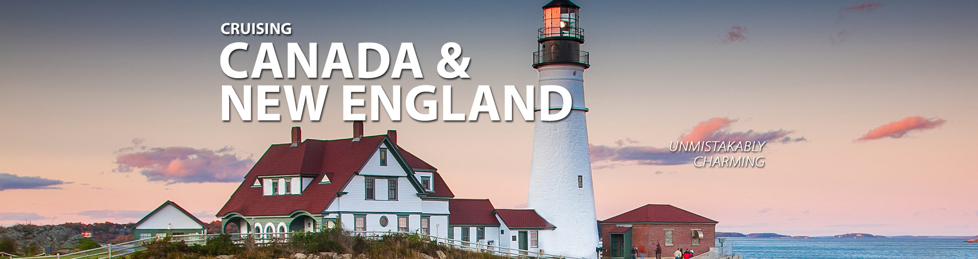 Cruises to Canada and New England