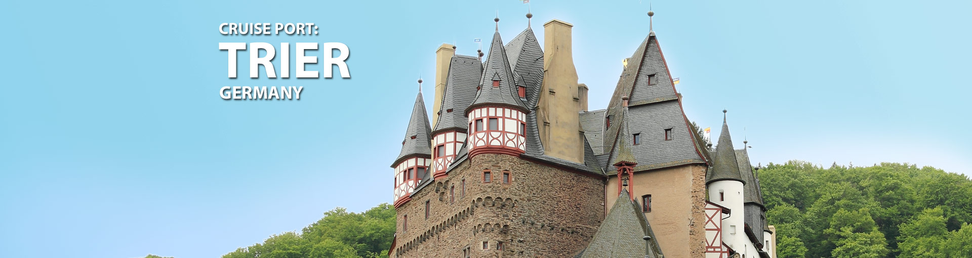 Cruises from Trier, Germany