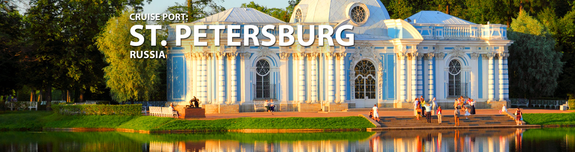 Cruises from St. Petersburg, Russia