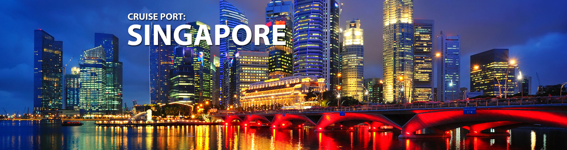 Cruises from Singapore