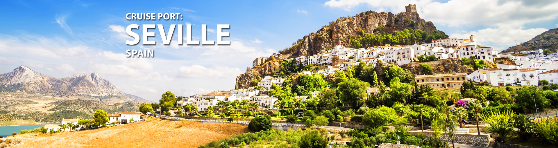 Cruises from Seville, Spain