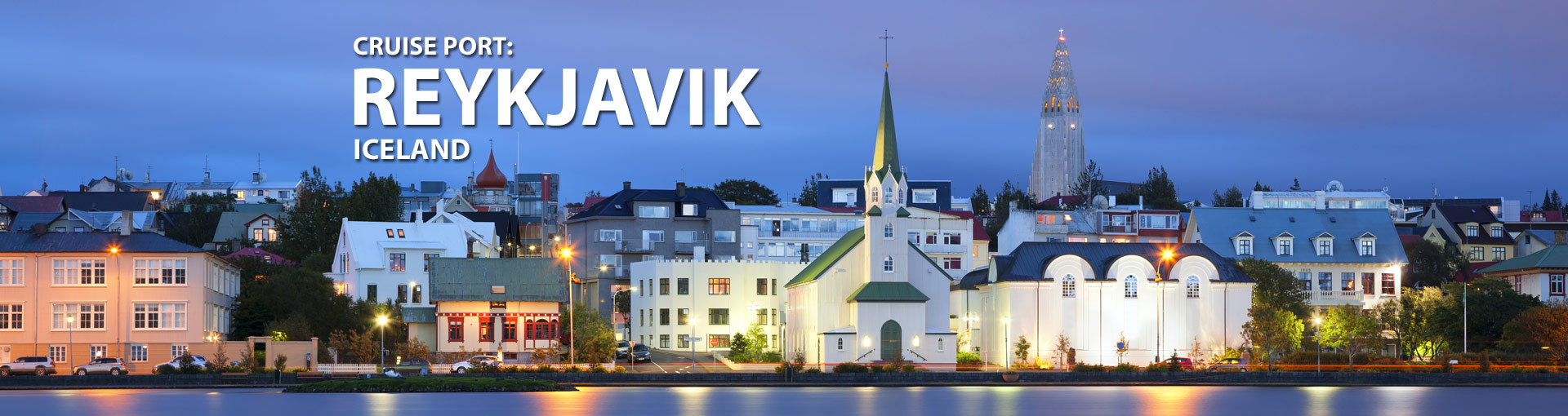 Cruises from Reykjavik, Iceland