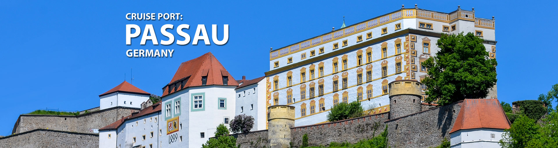 Cruises from Passau, Germany