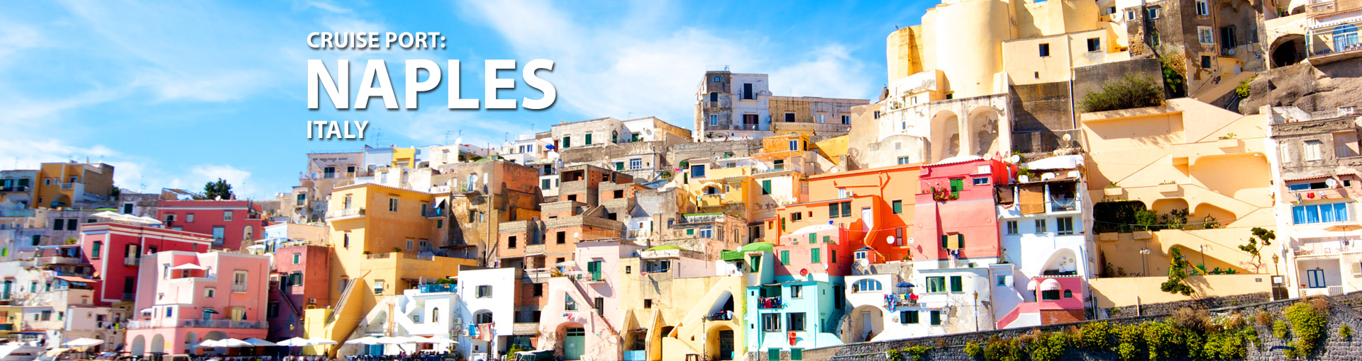 Cruises from Naples, Italy