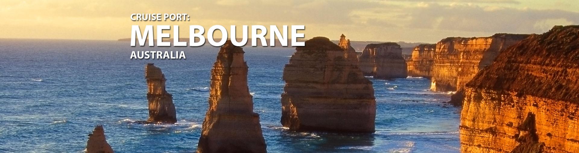 Cruises from Melbourne, Australia