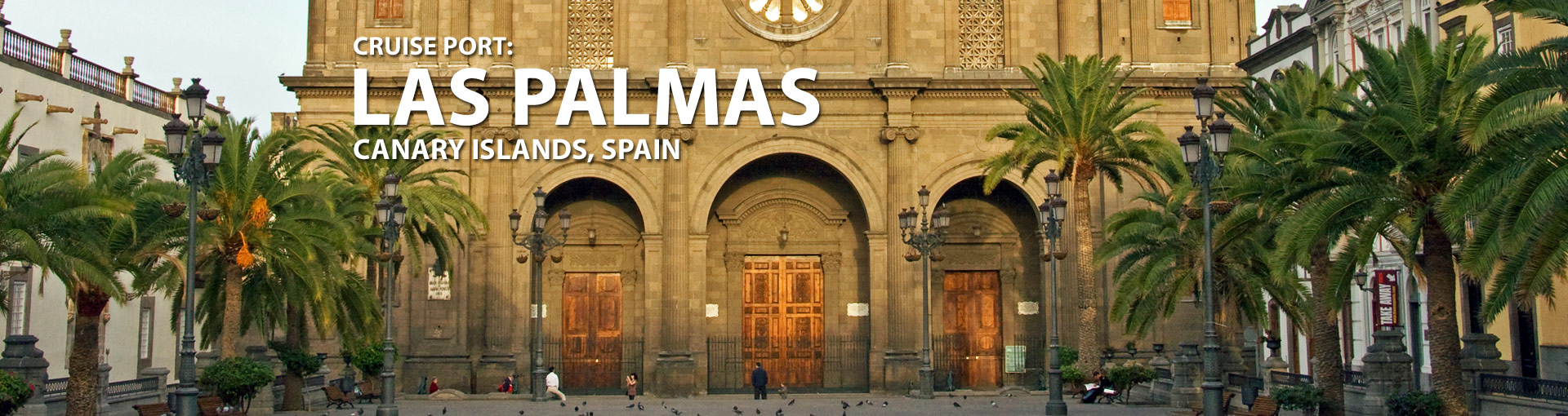 Cruises from Las Palmas, Canary Islands