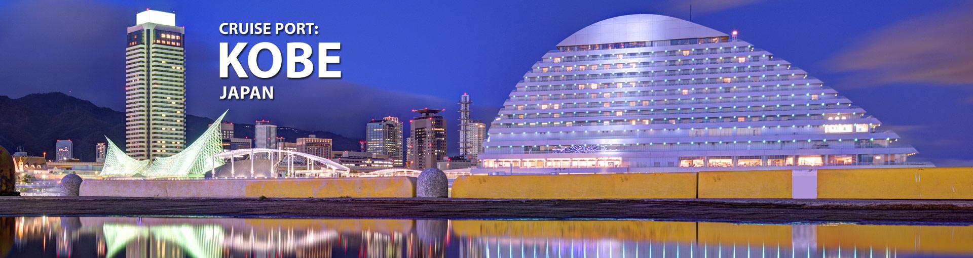 Cruises from Kobe, Japan