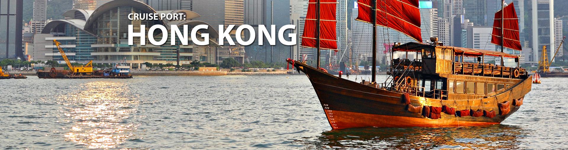 Cruises from Hong Kong, China