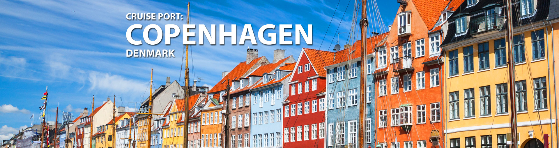 Cruises from Copenhagen, Denmark