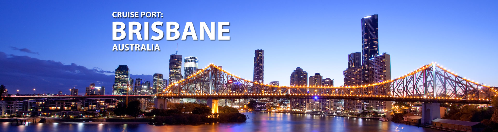 Cruises from Brisbane, Australia