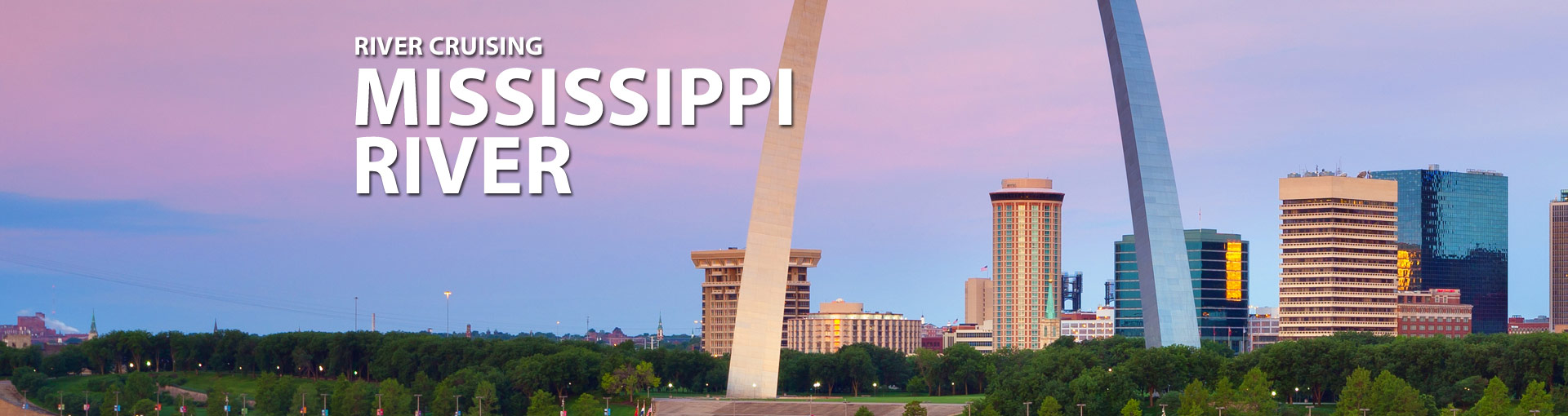 Mississippi River cruises offer a heartland tour