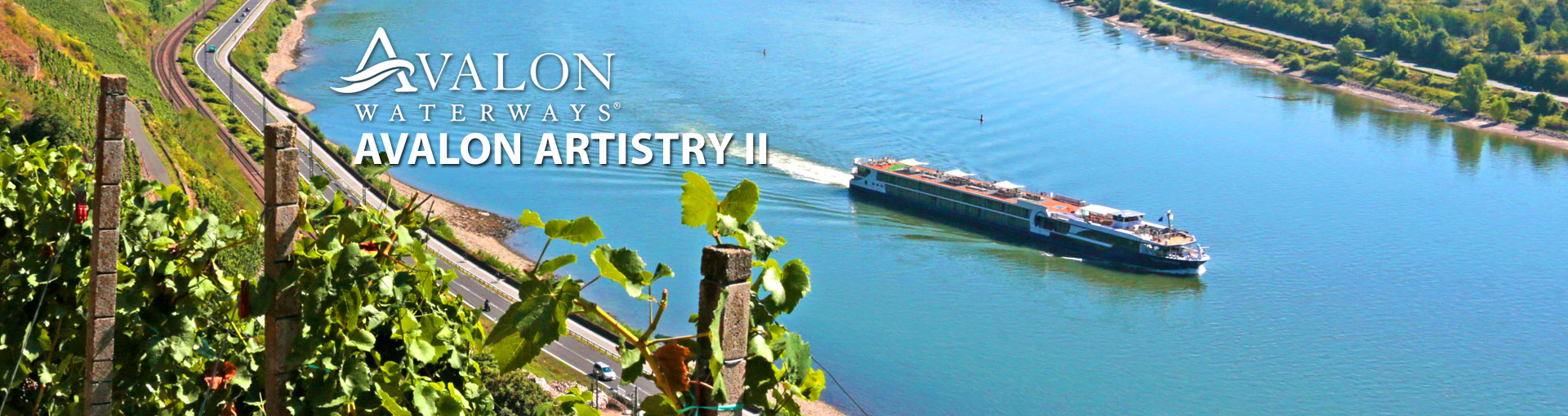 Avalon Waterways Artistry II river cruise ship