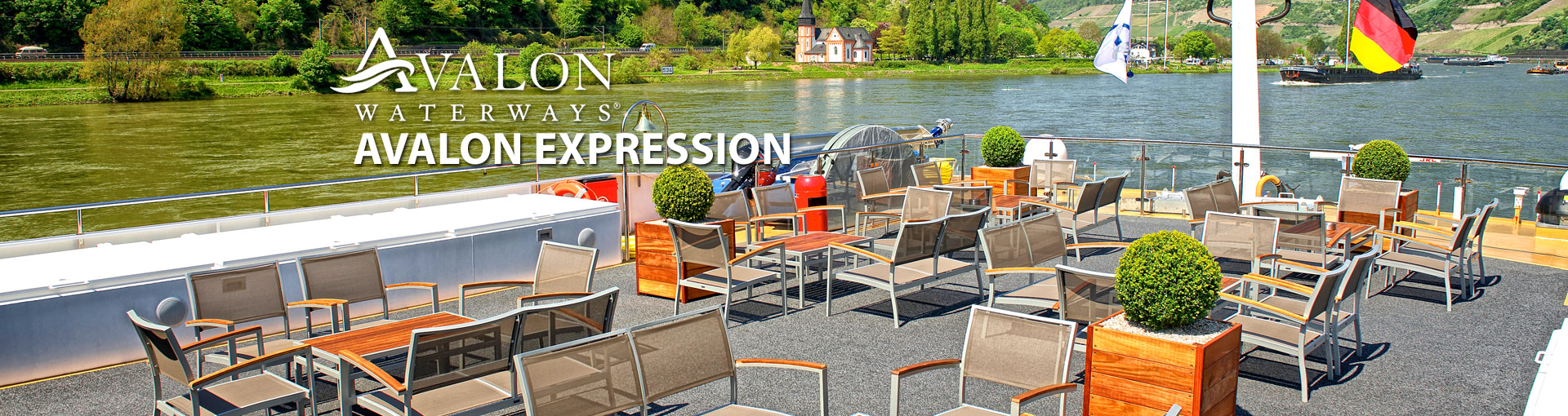 Avalon Waterways Expression river cruise ship