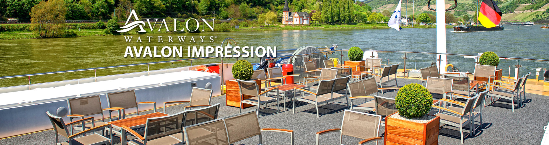 Avalon Waterways Impression river cruise ship