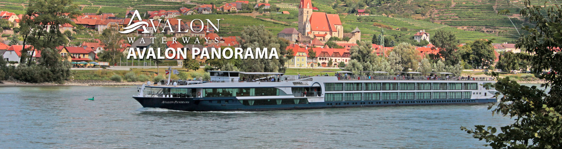 Avalon Waterways Panorama river cruise ship