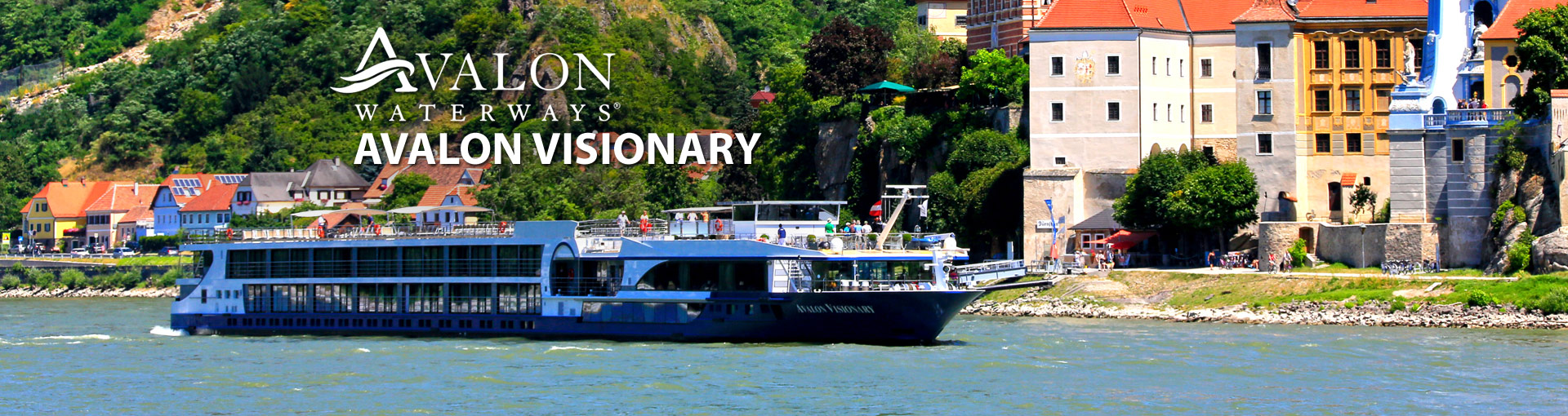 Avalon Waterways Visionary river cruise ship