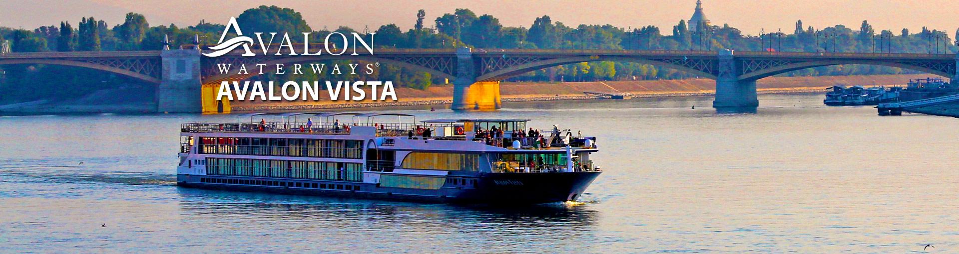 Avalon Waterways Vista river cruise ship