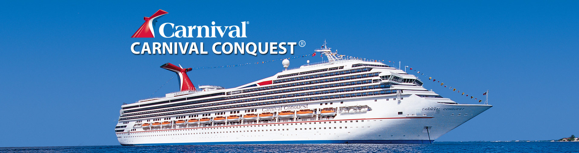 Carnival Conquest Cruise Ship And Carnival Conquest - Mini cruise ships for sale
