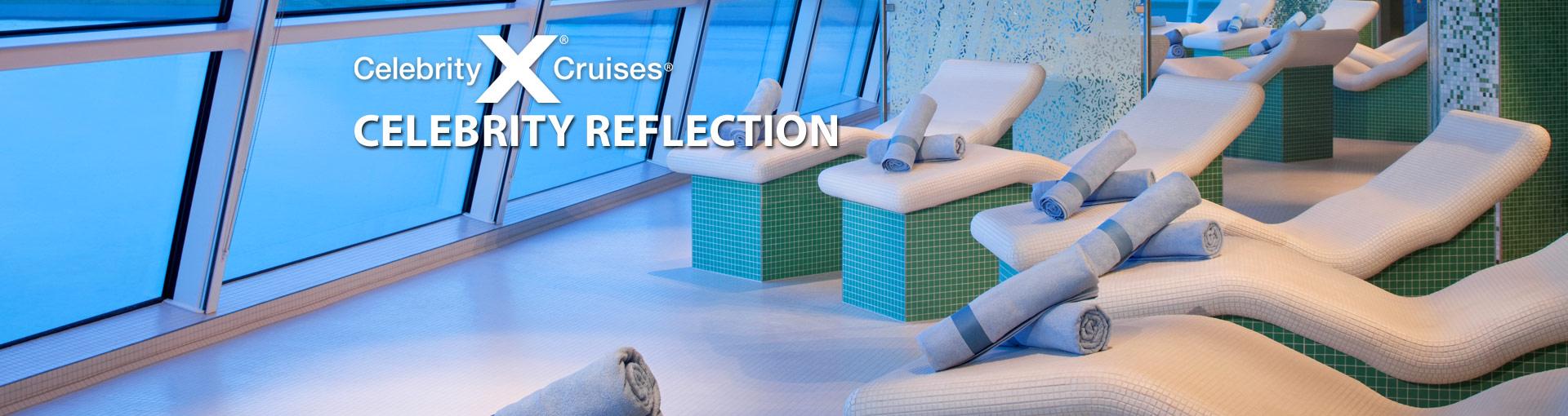 Celebrity Reflection cruise ship