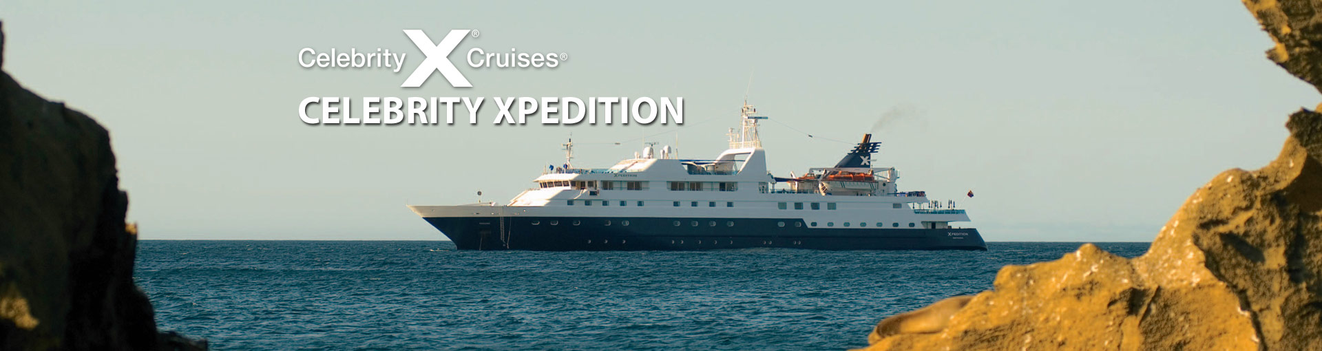 Celebrity Xpedition cruise ship