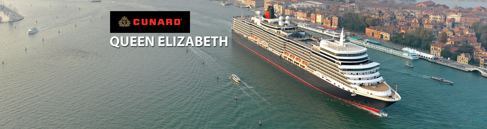 Cunard Line Queen Elizabeth cruise ship
