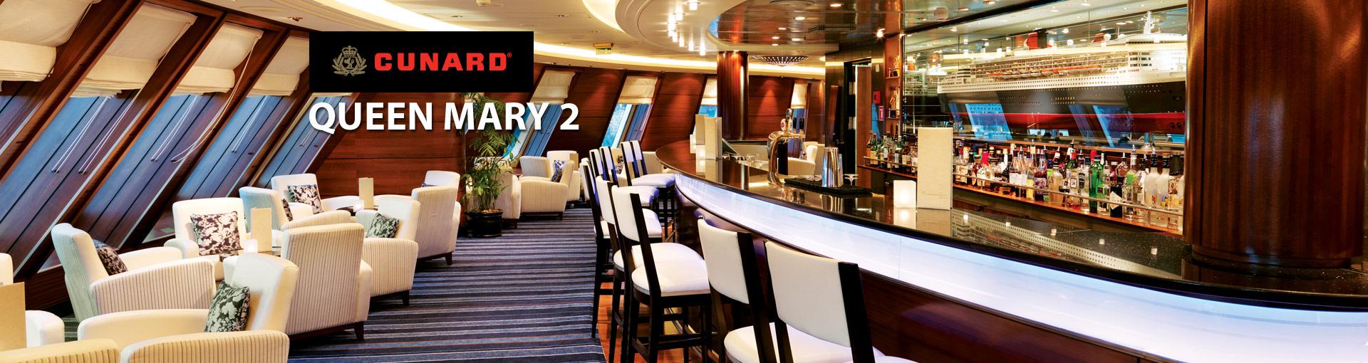 Cunard Line Queen Mary 2 cruise ship