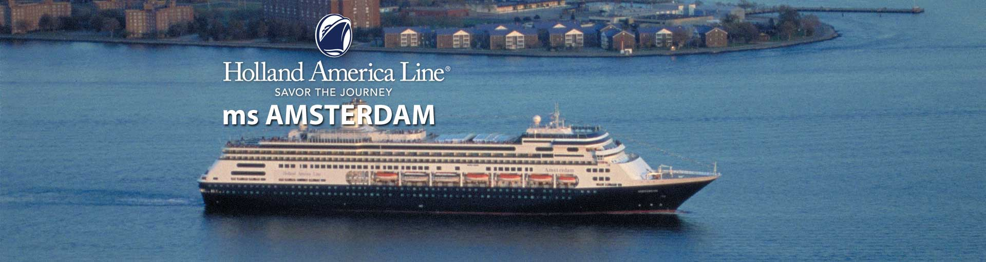 Holland America ms Amsterdam cruise ship