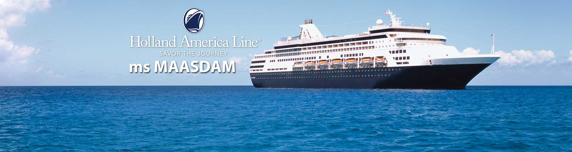 Holland America ms Maasdam cruise ship