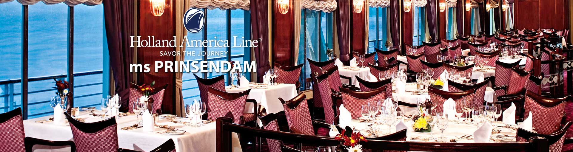 Holland America ms Prinsendam cruise ship