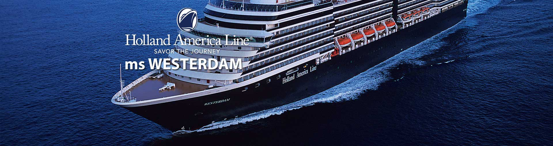 Holland America ms Westerdam cruise ship