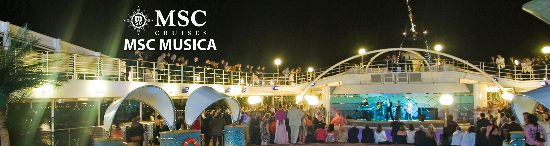 MSC Cruises MSC Musica cruise ship