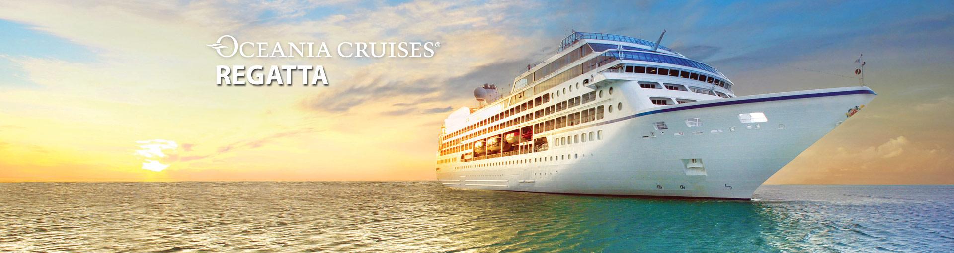 Oceania Regatta cruise ship